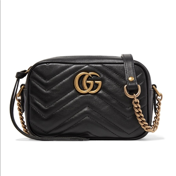 f51cdcf42606 Gucci Bags | Gg Marmont Matelass Camera Bag | Poshmark